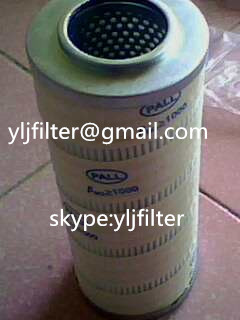 Pall HC9606FDS8Z Duplex Lube System Filter Replace